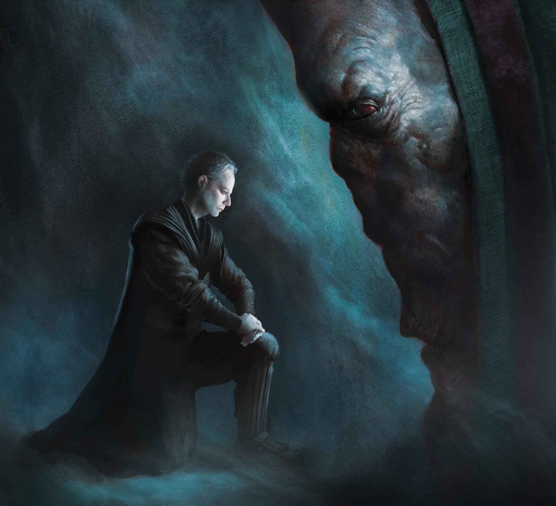 ¿Cómo se llamaba el maestro de Palpatine (Darth Sidious/Emperador)?