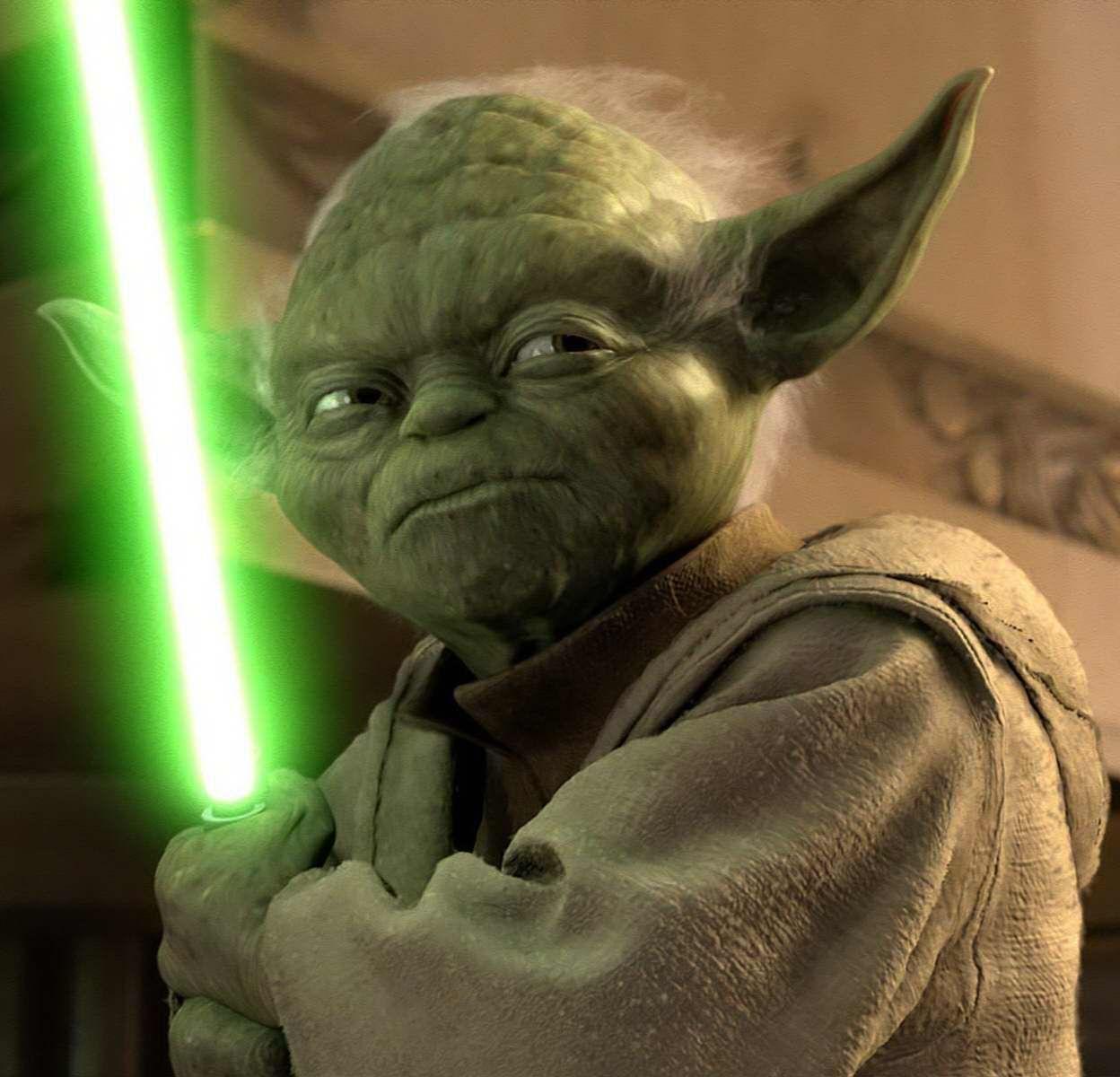 ¿De qué especie era Yoda?