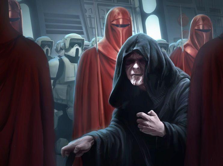 ¿En qué año muere el Emperador (PRIMERA MUERTE)?