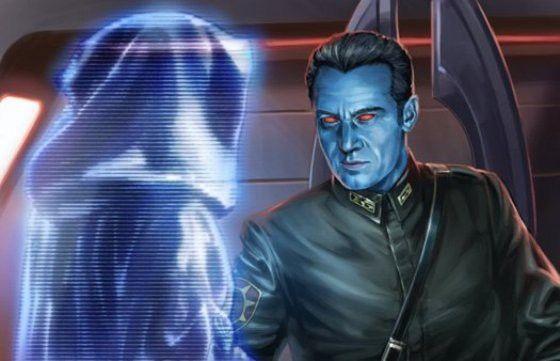 ¿Quién se convirtió en Gran Almirante del Imperio (siendo no humano)?