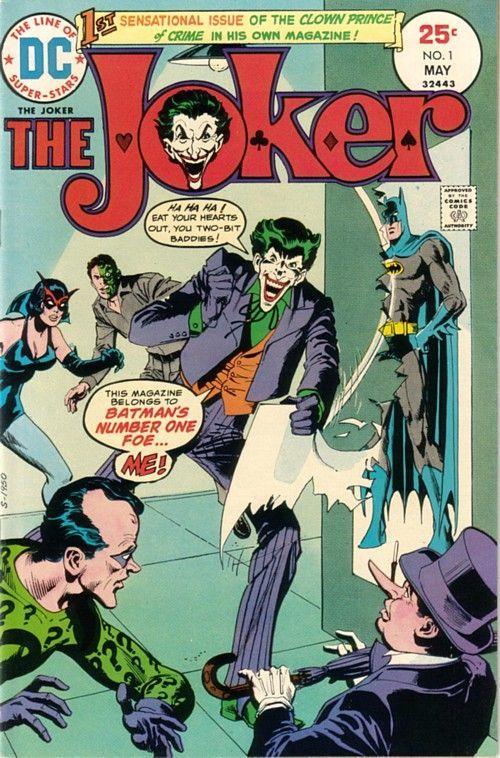 ¿Cuál es el primer cómic donde aparece?