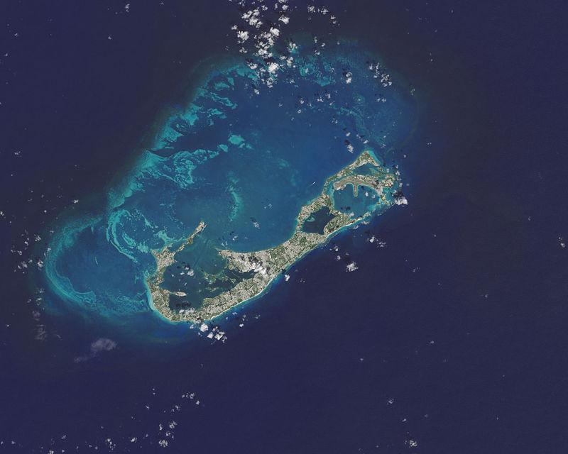 ¿Cuál de los siguientes es una isla?