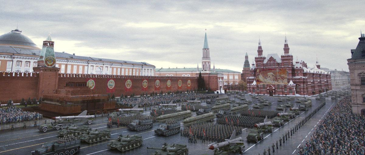 1664 - ¿Cuánto sabes de la antigua Unión Soviética?