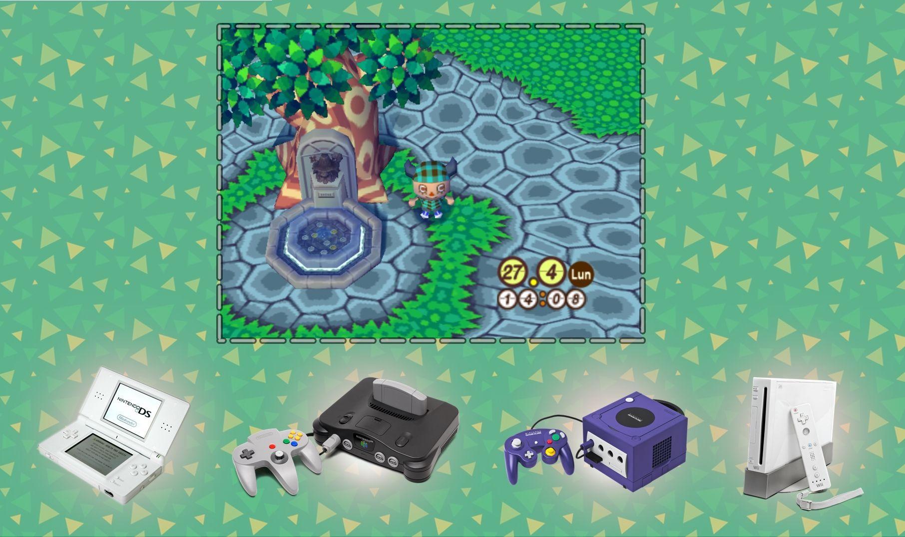 ¿Para qué plataforma salió el primer juego de Animal Crossing en Europa?