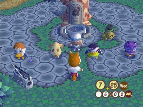 ¿Cuántos vecinos, como máximo, puedes tener en el pueblo en Animal Crossing: Población ¡en aumento! ?