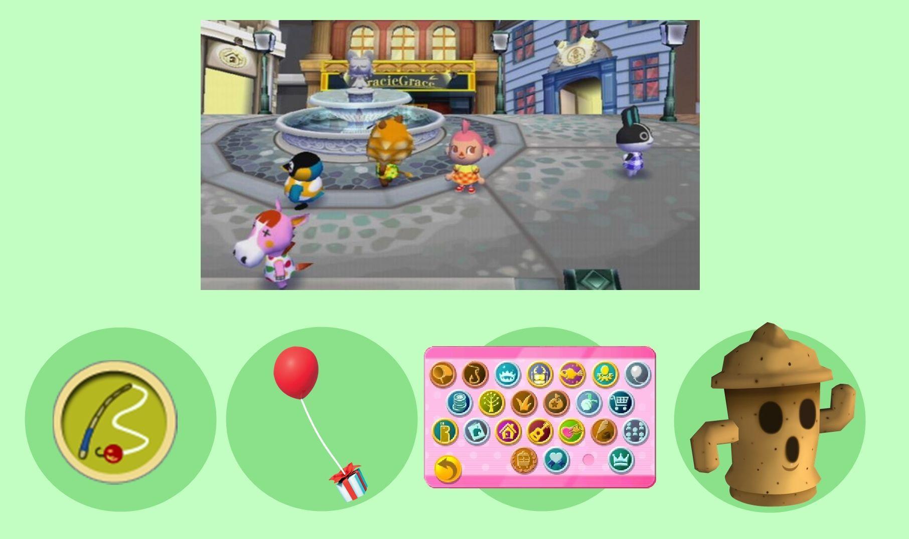 En Animal Crossing: City Folk/Let's Go To The City, ¿Qué te da Elio?