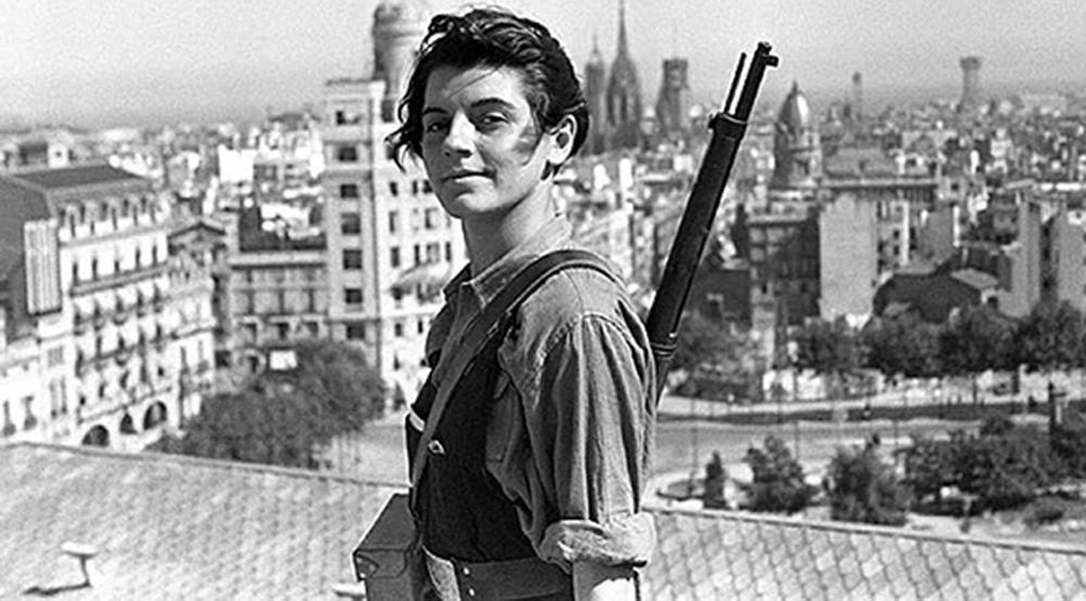 ¿Qué bando de la Guerra Civil Española (1936-1939) simpatizaba con los ideales de la Unión Soviética?
