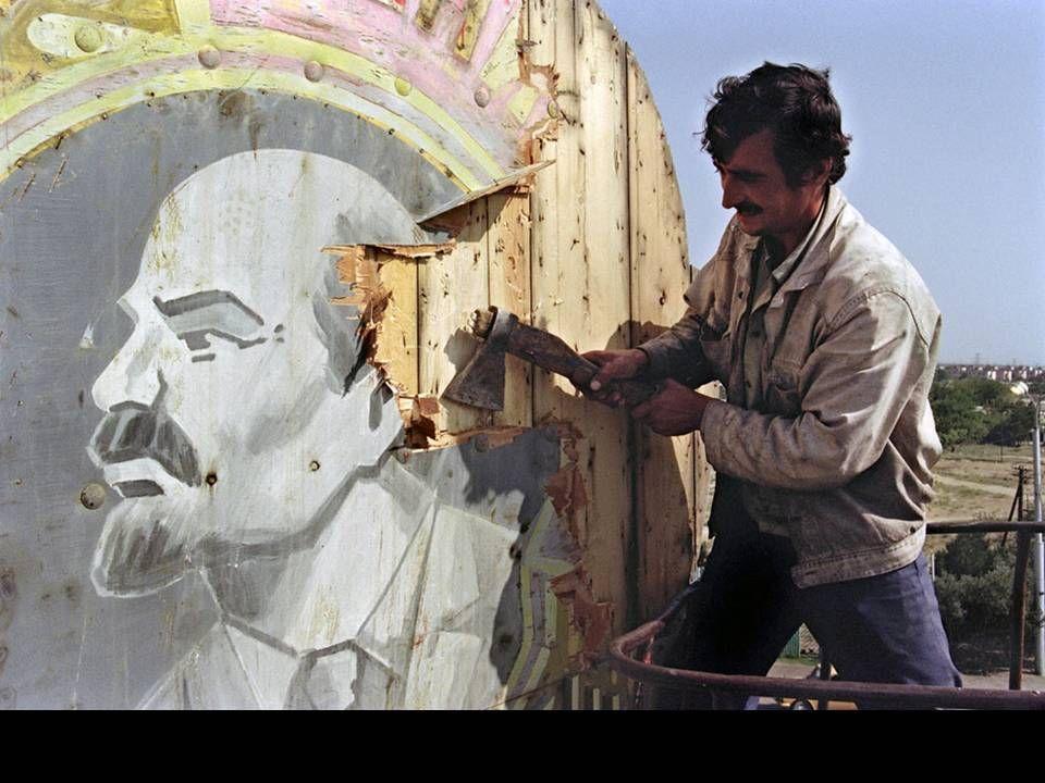 ¿Qué hecho histórico supuso el principio del fin de la Unión Soviética?
