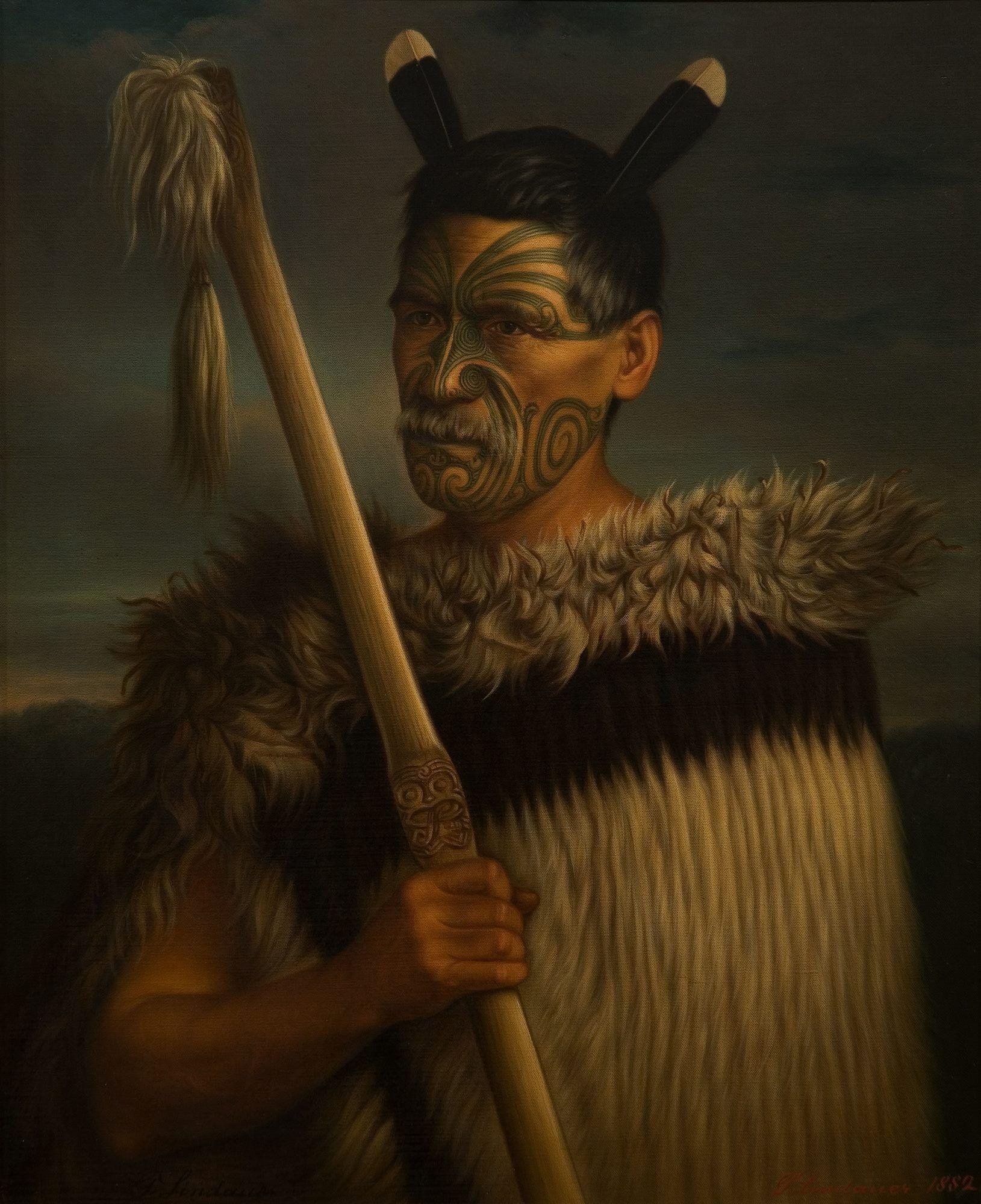 ¿Quiénes son los aborígenes de Nueva Zelada?