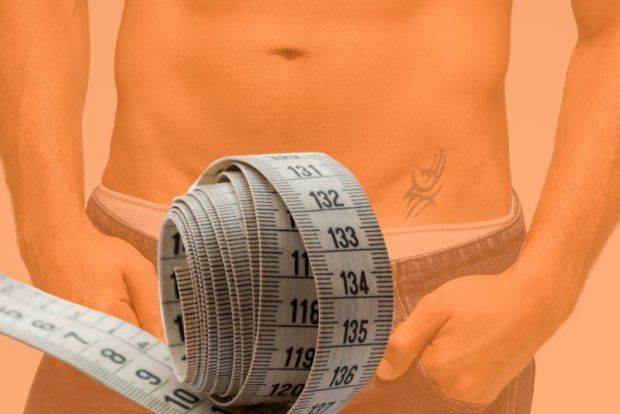 Una clínica suiza reparte cintas métricas para que los jóvenes se midan el pene