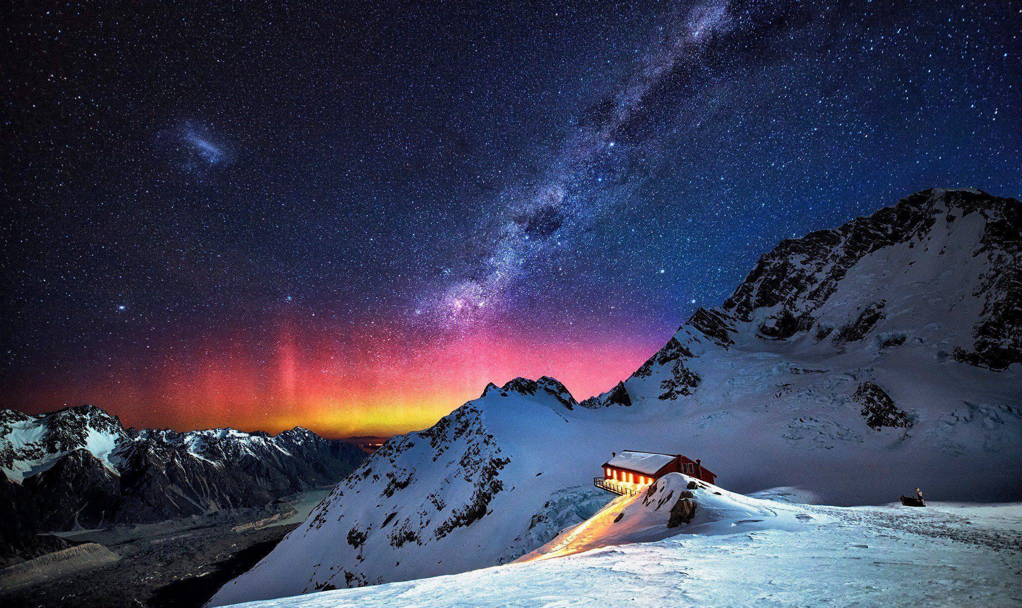 ¿Es el Mount Cook la montaña más alta de Oceanía?