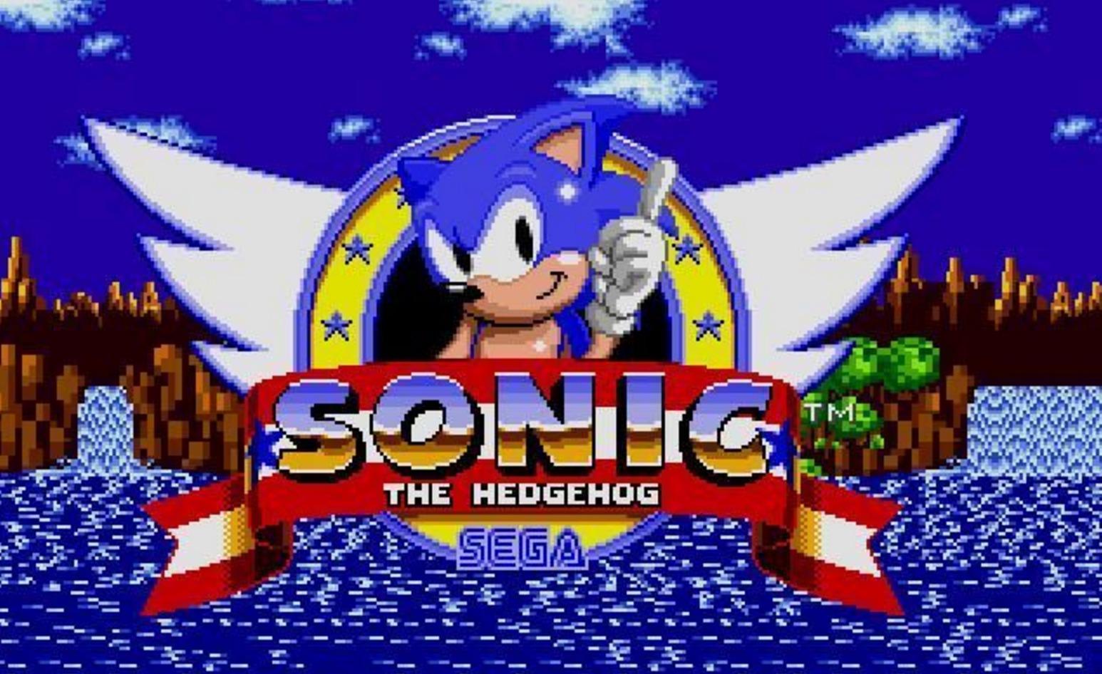 ¿En qué año salió el primer juego de Sonic?