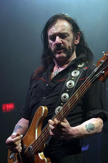 Hace unos días nos dejó el gran Lemmy Kilmister, líder de Motörhead. ¿De qué murió?
