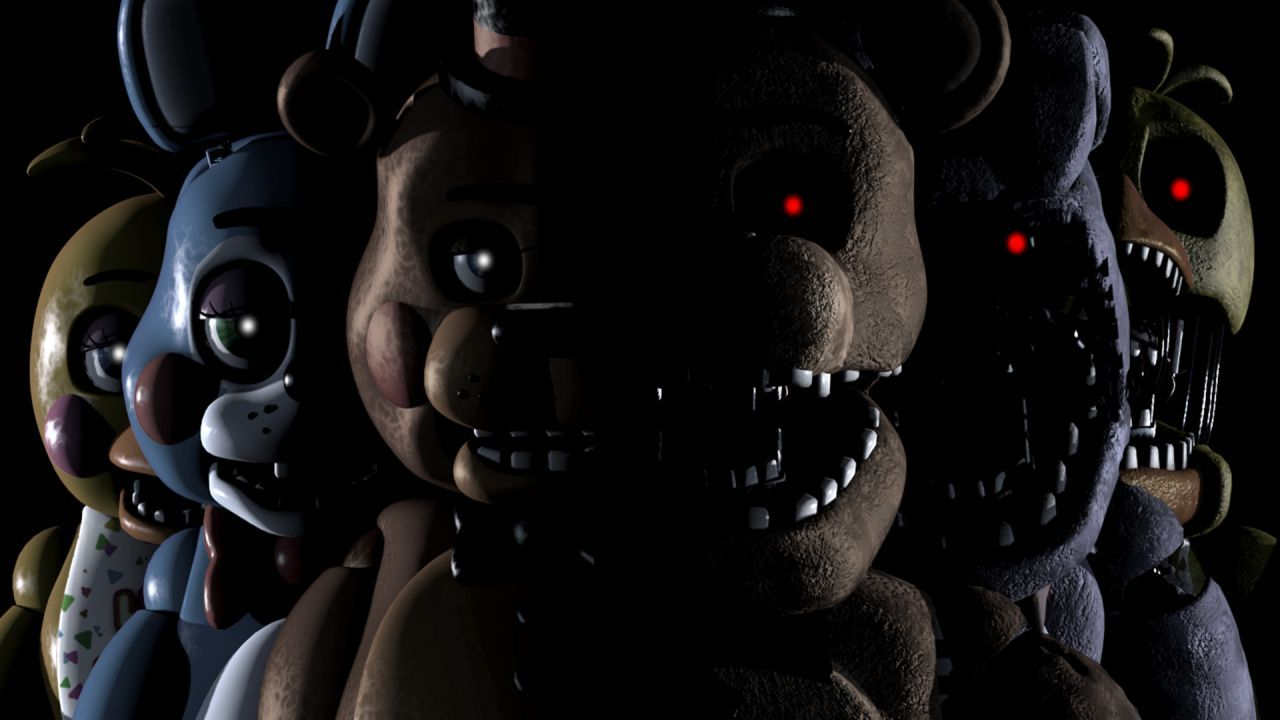 1059 - ¿Cuánto sabes de Five Nights at Freddy's?