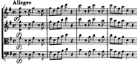 Para qué Instrumentos se compuso