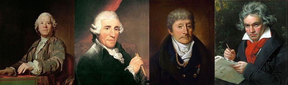 Qué otro músico tuvo una presunta rivalidad con Mozart