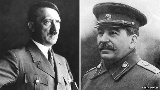 Compañero de piso ¿Hitler o Stalin?
