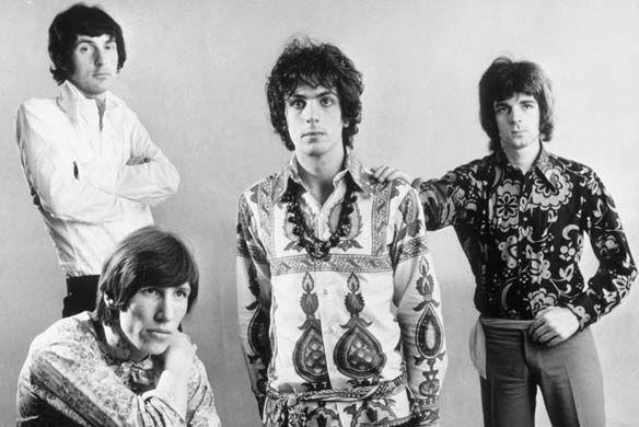 ¿Cúal de los siguientes nombres no tuvo la banda antes de adoptar el título de Pink Floyd?