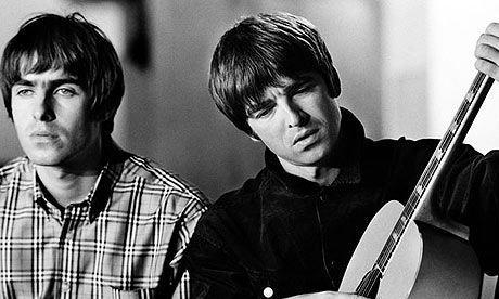 ¿De qué ciudad de Gran Bretaña proceden los hermanos Gallagher?