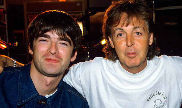 ¿Cuál es la canción favorita de Paul McCartney? (De Oasis obviamente)