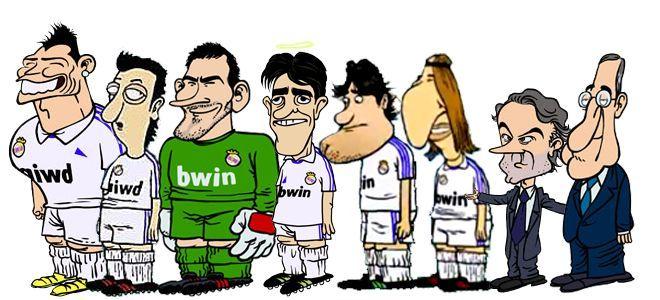¿Qué jugador del Madrid es