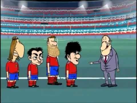 ¿En qué equipo juegan las mayores estrellas del Barça y Madrid en un capítulo?
