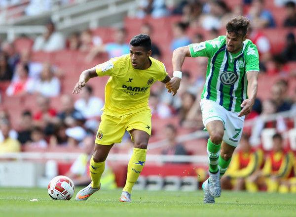 Juega en el Villarreal. PISTA: Es un centrocampista hispano-argentino, que en copa marcó un gol que en realidad era un centro.