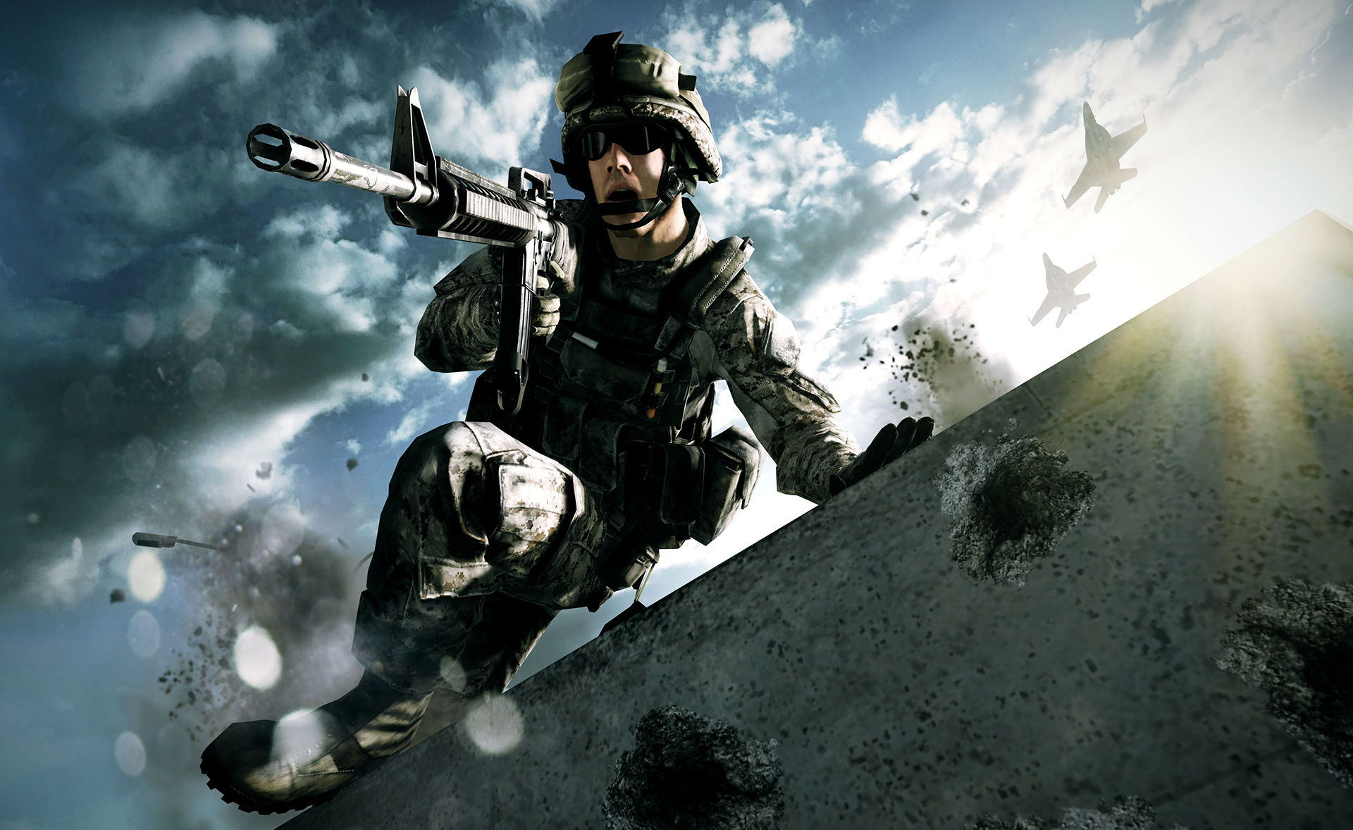 Call Of Duty o Battlefield?