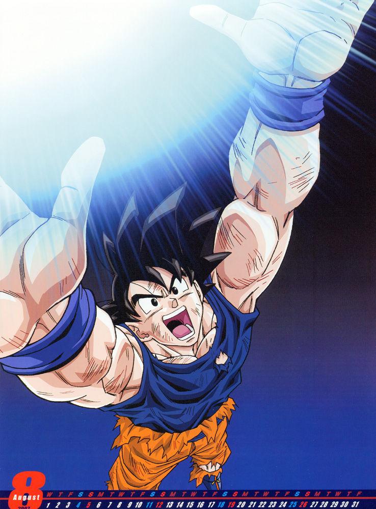 ¿Cuántas veces utiliza Goku la famosa técnica
