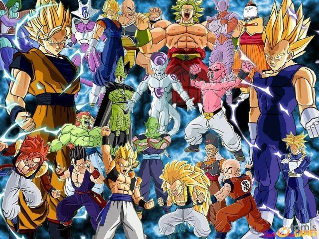 ¿Quién es el personaje más fuerte de la serie?