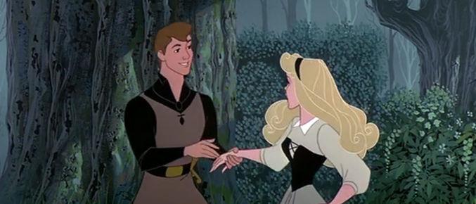 ¿Cómo se llama el príncipe de la Bella Durmiente?