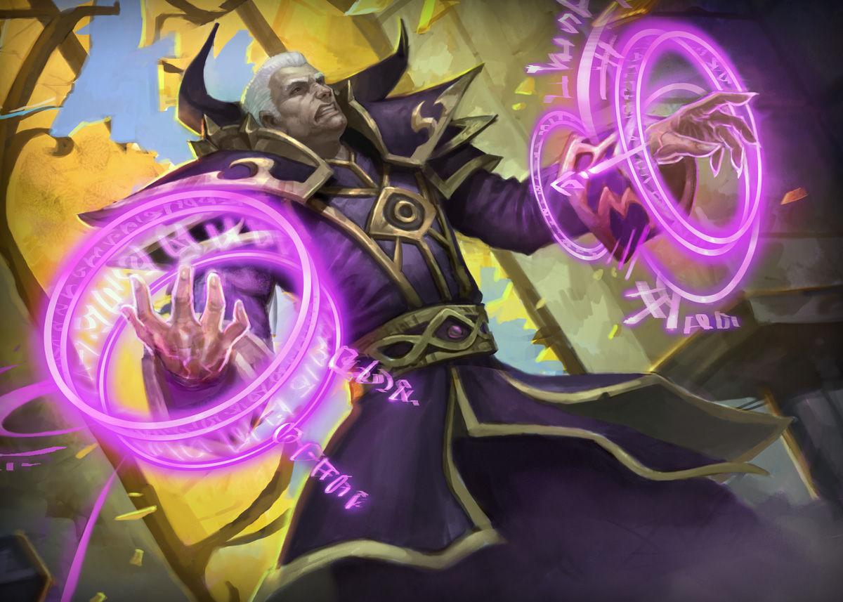 ¿Quién cierra los portales dimensionales que conectan Azeroth con Draenor?