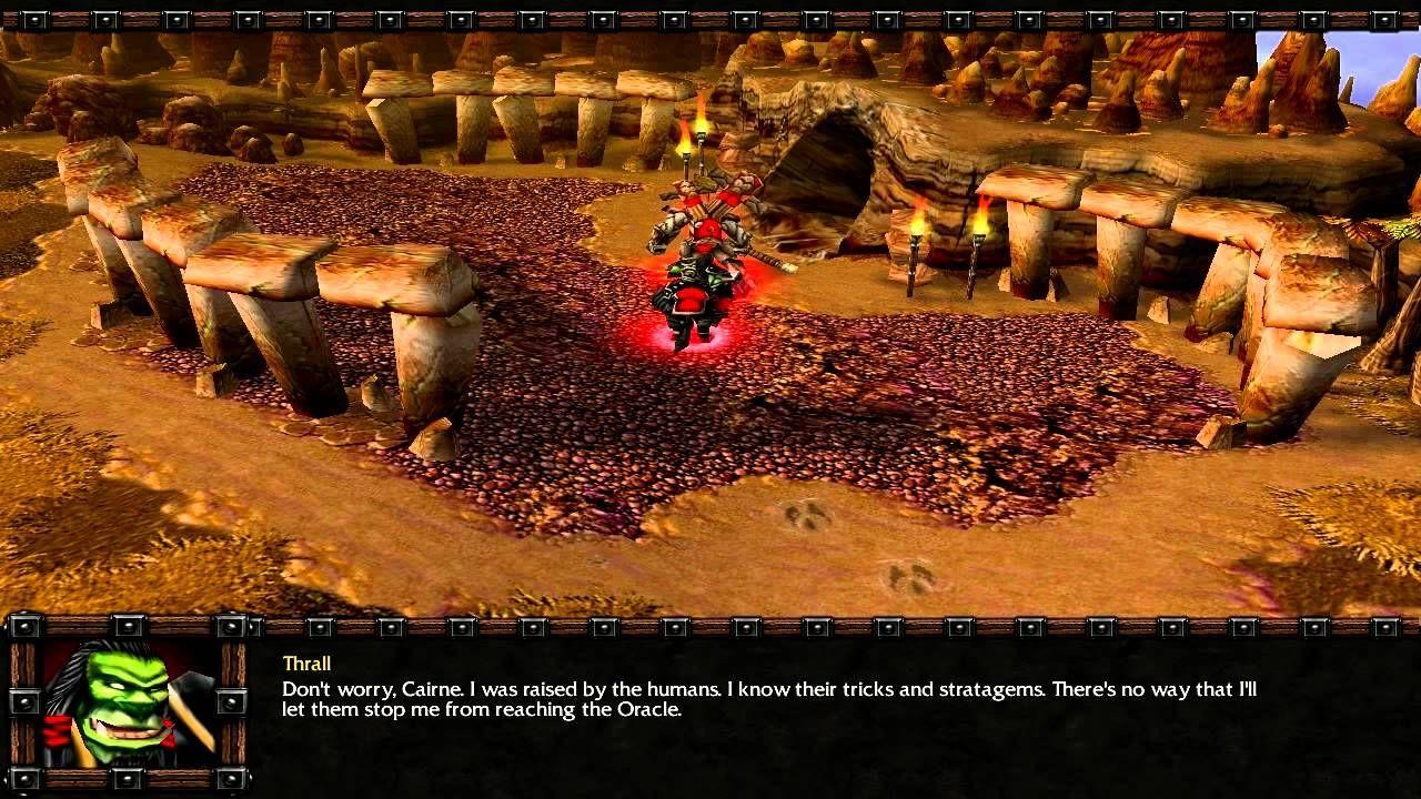 Thrall busca al Oráculo tras hacer caso al Profeta e ir con la Horda a Kalimdor. ¿Quién es el Oráculo?