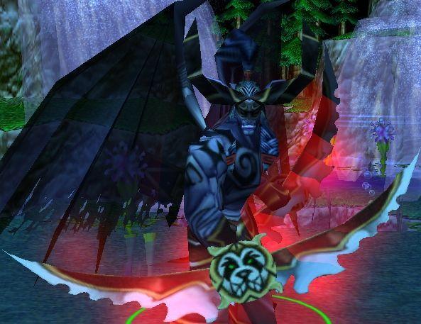 Illidan es liberado y trabaja para Kil'Jaeden. ¿Cuál es su tarea?