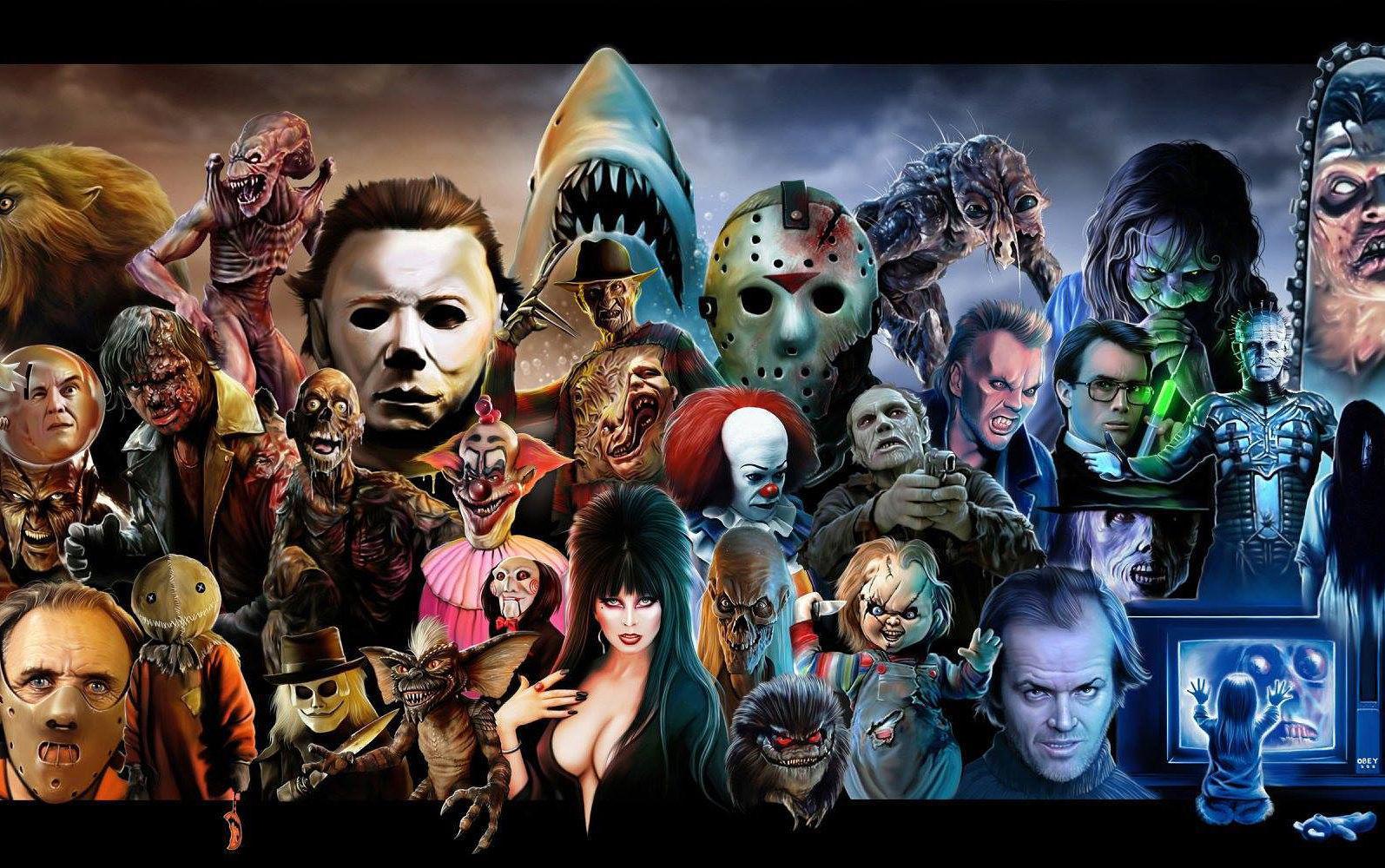 2031 - ¿Sobrevivirías en una película de miedo?