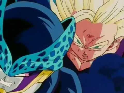 ¿A cuántos Cell Jr. mató Gohan SSJ2?