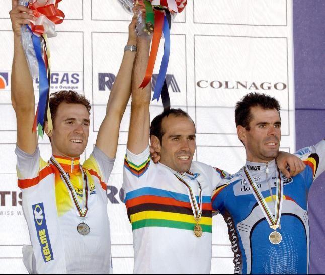 ¿Quién ganó el campeonato del mundo de ruta en 2015?