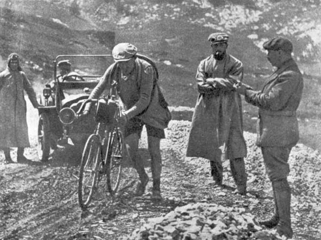 ¿Cuántas etapas formaban el primer Tour de Francia?