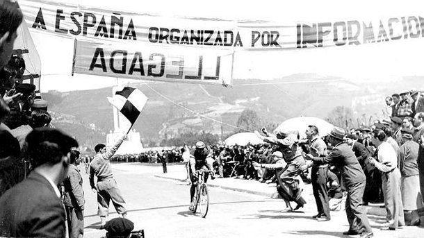 ¿Quién ganó la primera Vuelta España?