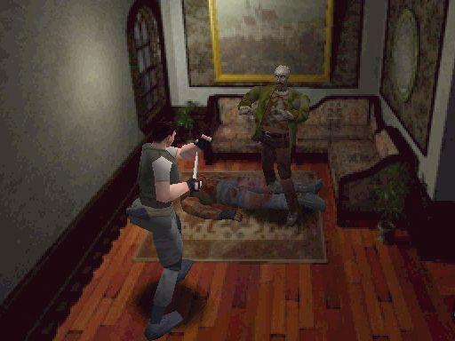¿En qué año salió a la venta Resident Evil?