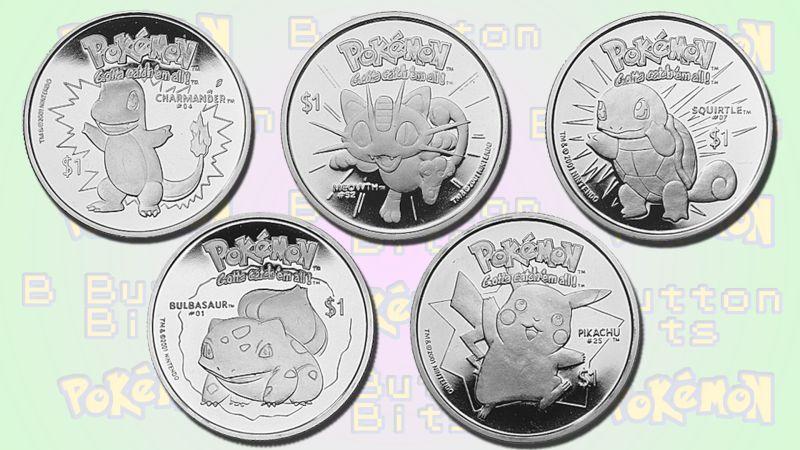 ¿En qué país se encuentran estas monedas (legales) de 1 dólar?