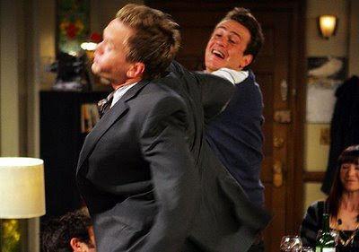 ¿Cuándo le da Marshall a Barney la última bofetada?