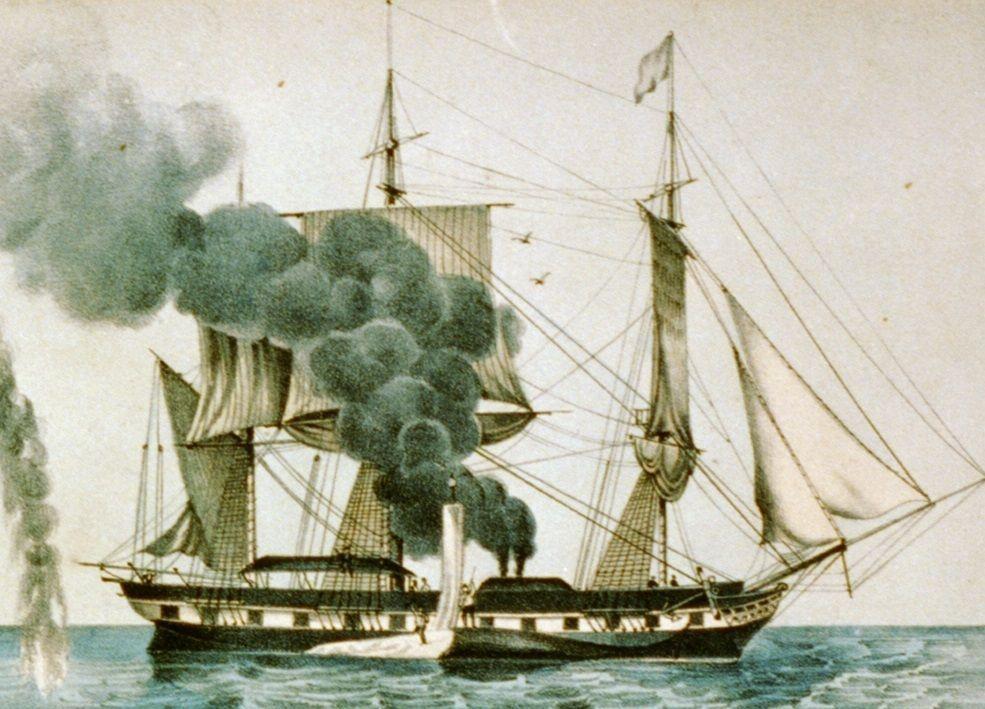 ¿A qué libro pertenece el personaje capitan Ahab?