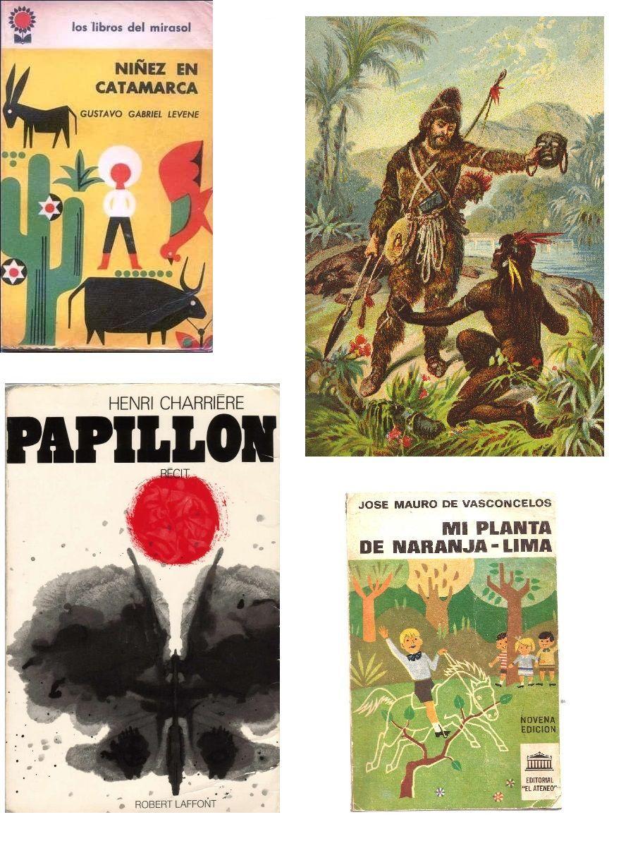 ¿Cuál de estos libros NO está basado en la vida de su autor?