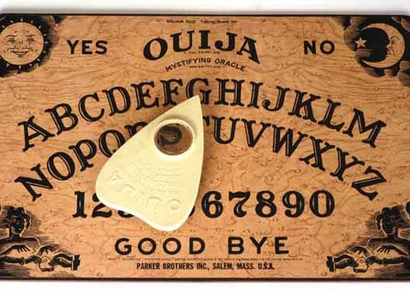 La tabla Ouija es...