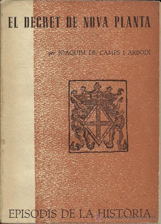¿En qué año se le arrebató a Cataluña la Generalitat y el uso del catalán?