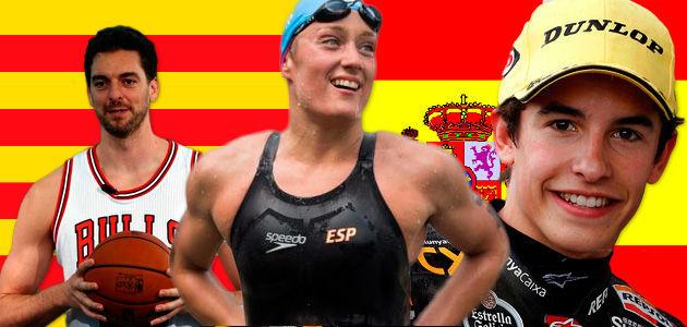 ¿Cuál de estas selecciones catalanas puede participar en campeonatos a nivel internacional?