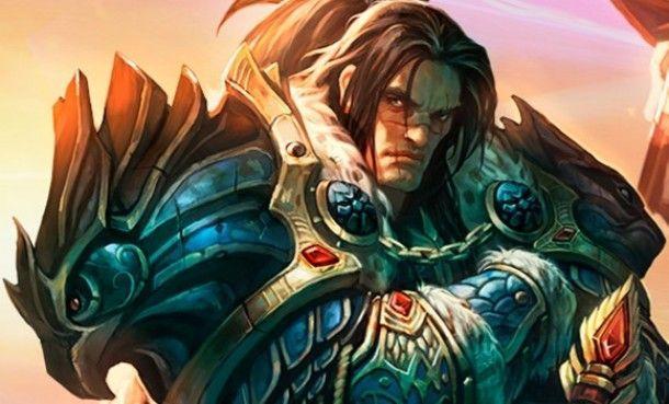 ¿Quién es el líder, rey de Ventormenta, de la Alianza?