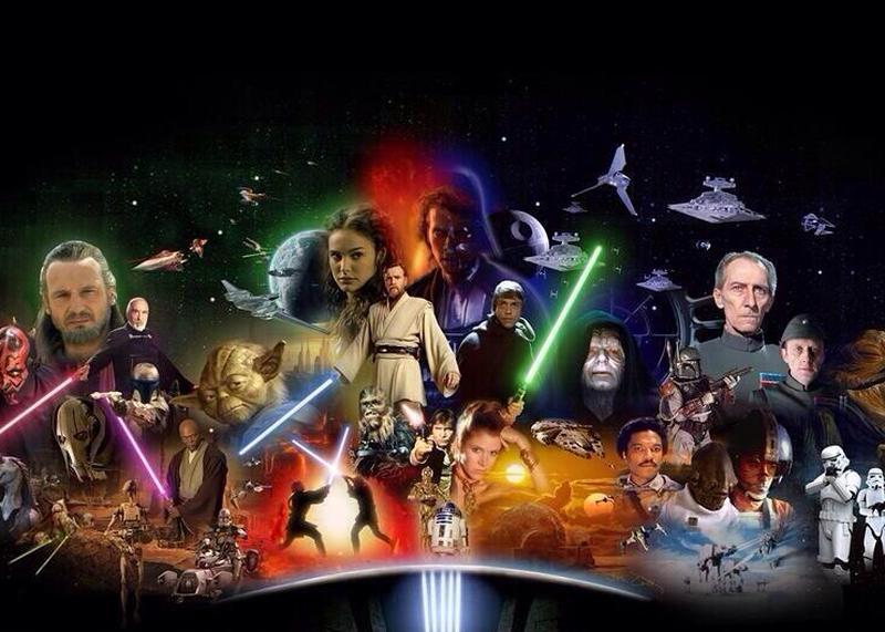 13 - ¿Qué personaje de Star Wars serías?