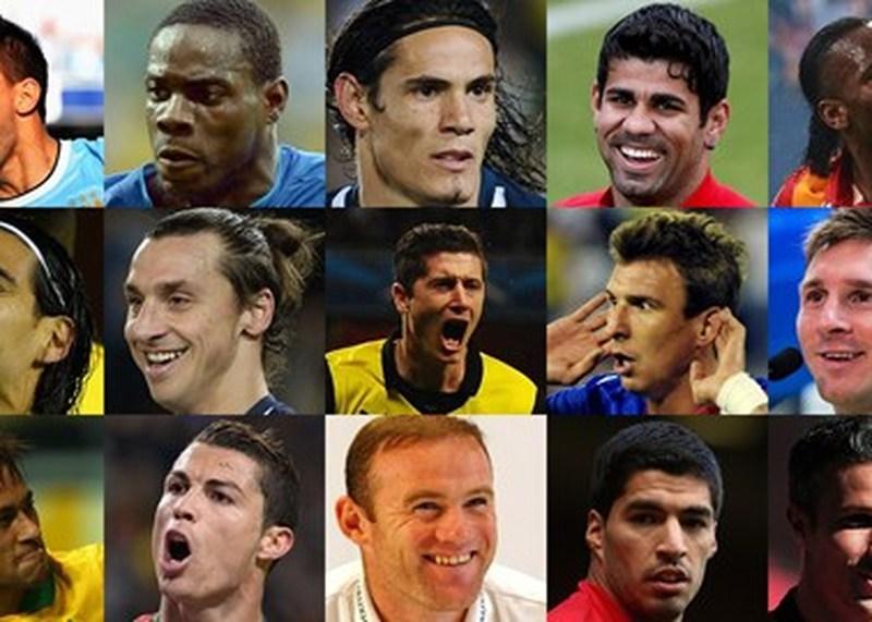3 - ¿Qué futbolista eres?